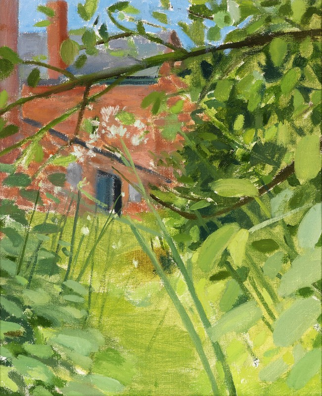 <span class=%22title%22>Cow Parsley and Farm Buildings<span class=%22title_comma%22>, </span></span><span class=%22year%22>1984</span>