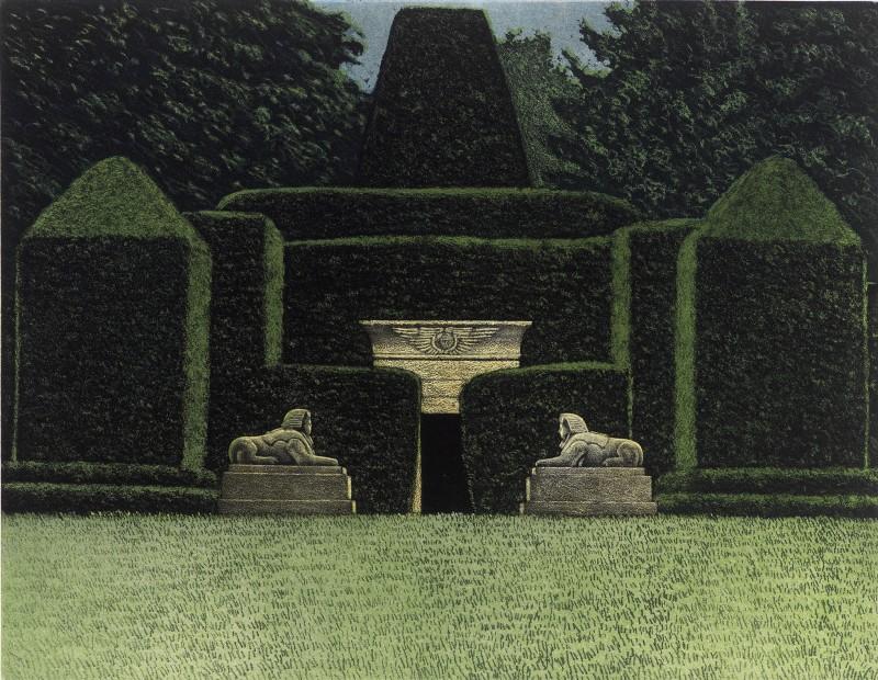 <span class=%22title%22>The Egyptian Garden, Biddulph Grange<span class=%22title_comma%22>, </span></span><span class=%22year%22>1982</span>