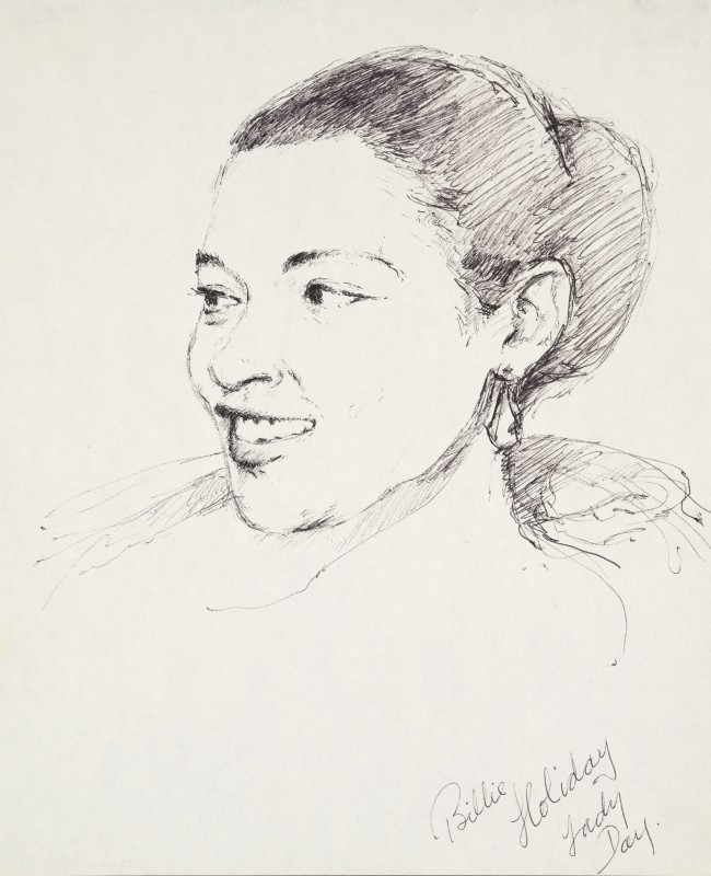 <span class=%22title%22>Billie Holiday<span class=%22title_comma%22>, </span></span><span class=%22year%22>1985 (c.)</span>