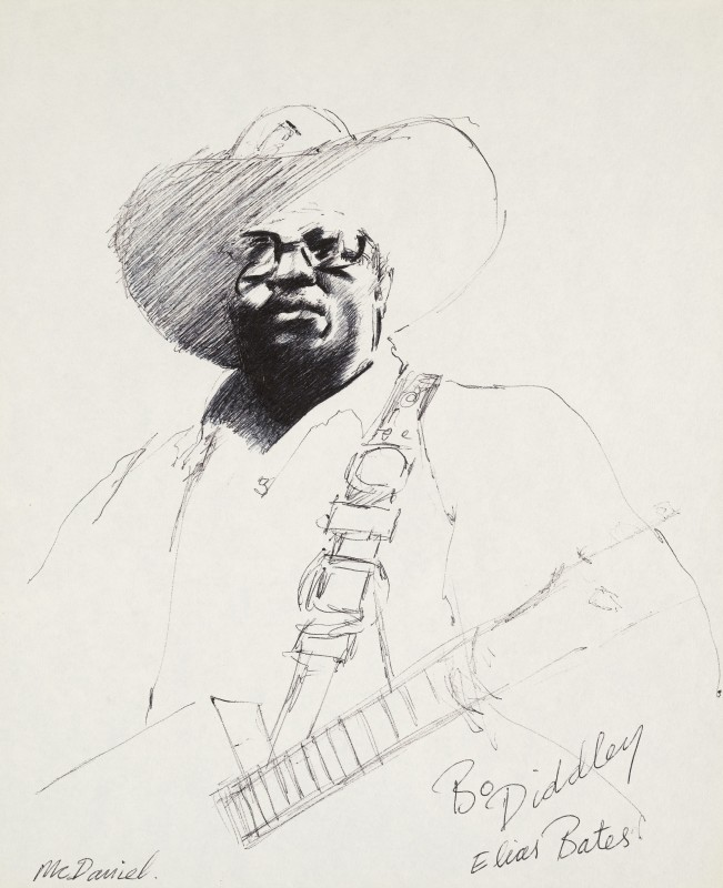 <span class=%22title%22>Bo Diddley<span class=%22title_comma%22>, </span></span><span class=%22year%22>1985 (c.)</span>
