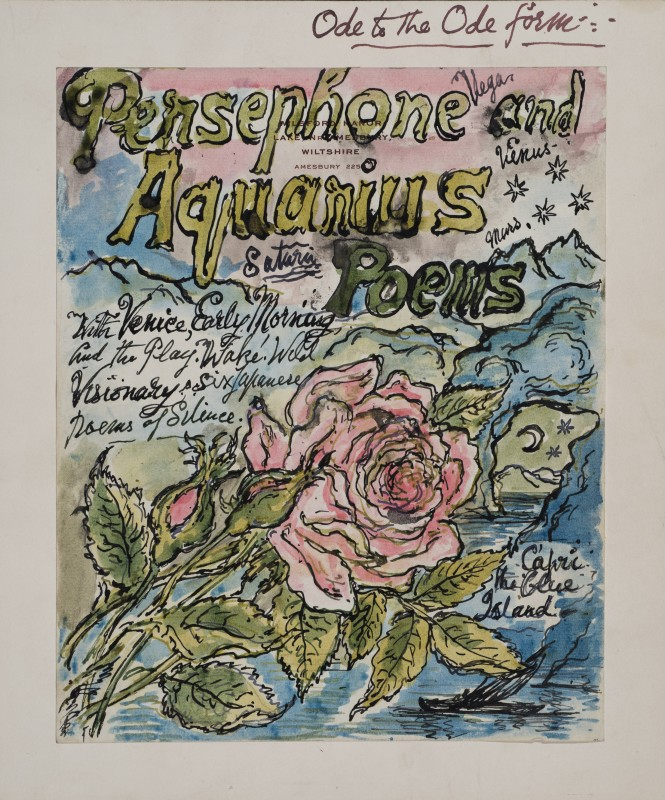 <span class=%22title%22>Persephone and Aquarius Poems</span>