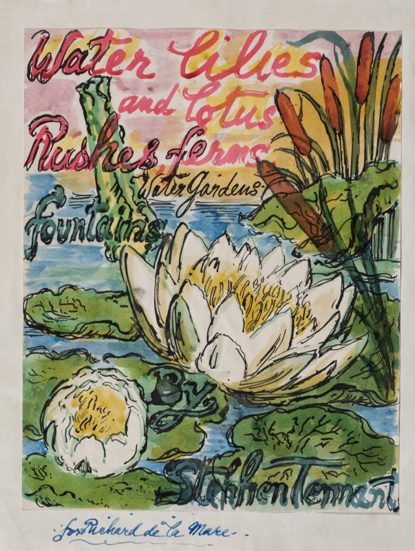 <span class=%22title%22>Water Lilies and Lotus</span>