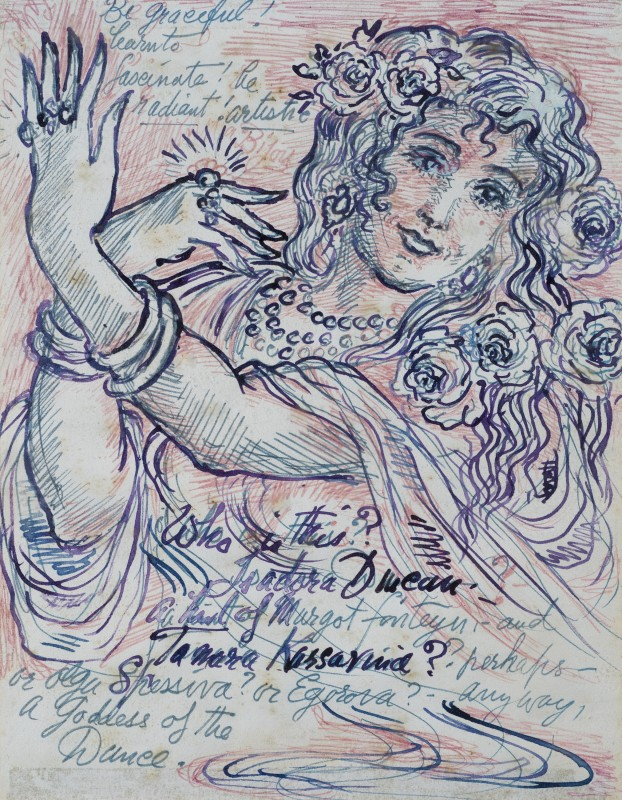 <span class=%22title%22>Who is Isadora Duncan?</span>