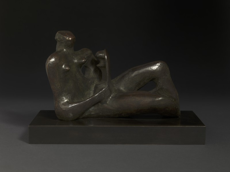 <span class=%22title%22>Maquette for Reclining Mother and Child<span class=%22title_comma%22>, </span></span><span class=%22year%22>1974</span>