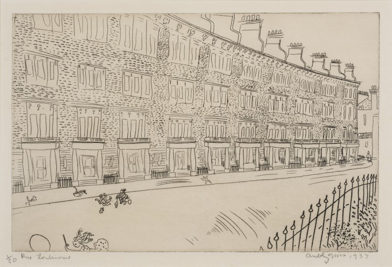 <span class=%22title%22>Victorian Houses, South Kensington<span class=%22title_comma%22>, </span></span><span class=%22year%22>1935</span>