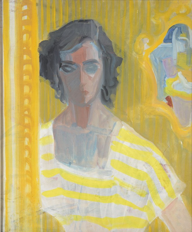 <span class=%22title%22>Self-Portrait<span class=%22title_comma%22>, </span></span><span class=%22year%22>1950</span>