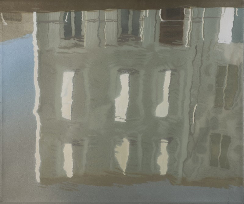 <span class=%22title%22>Charente River Reflection, Maran<span class=%22title_comma%22>, </span></span><span class=%22year%22>1984</span>