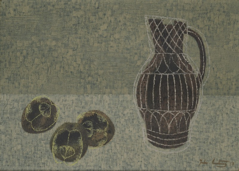 <span class=%22title%22>Untitled (Still Life)<span class=%22title_comma%22>, </span></span><span class=%22year%22>1958</span>