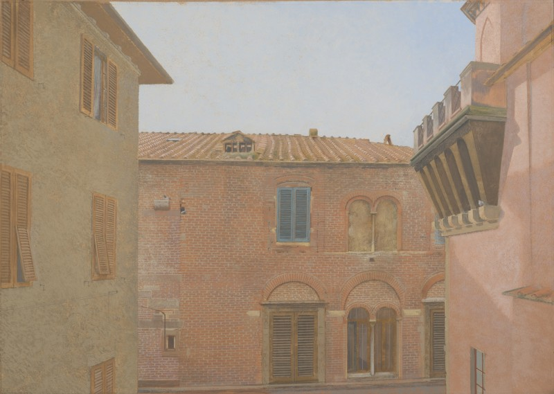 <span class=%22title%22>From the Flat Window of Via Battisti Lucca, on Arrival<span class=%22title_comma%22>, </span></span><span class=%22year%22>1998</span>