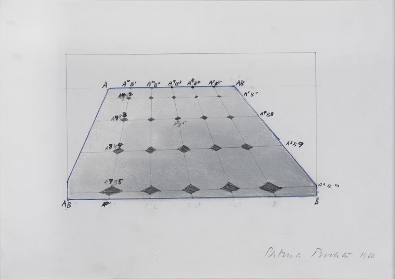 <span class=%22title%22>Untitled (tile patterns)<span class=%22title_comma%22>, </span></span><span class=%22year%22>1966</span>