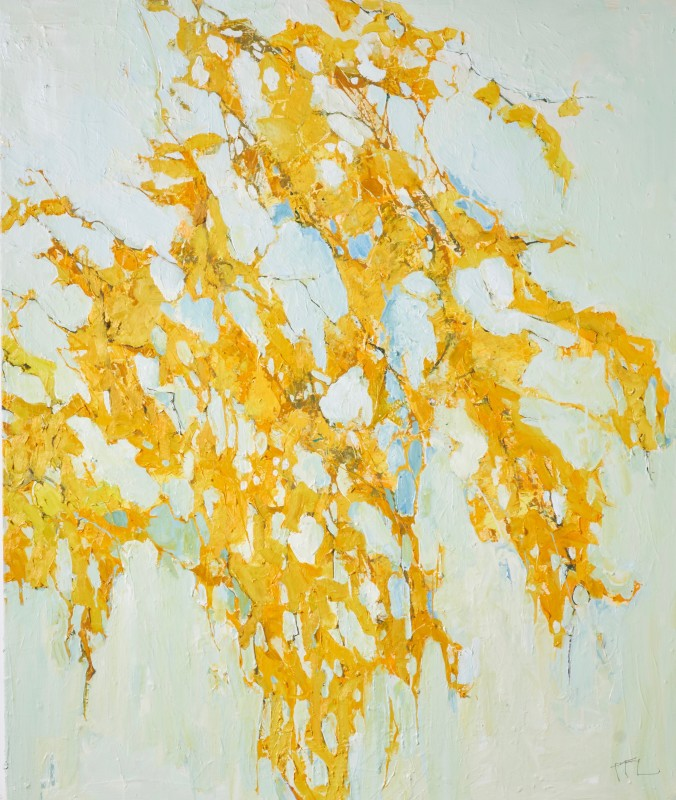 <span class=%22title%22>Garden, Cadmium Orange<span class=%22title_comma%22>, </span></span><span class=%22year%22>2020</span>