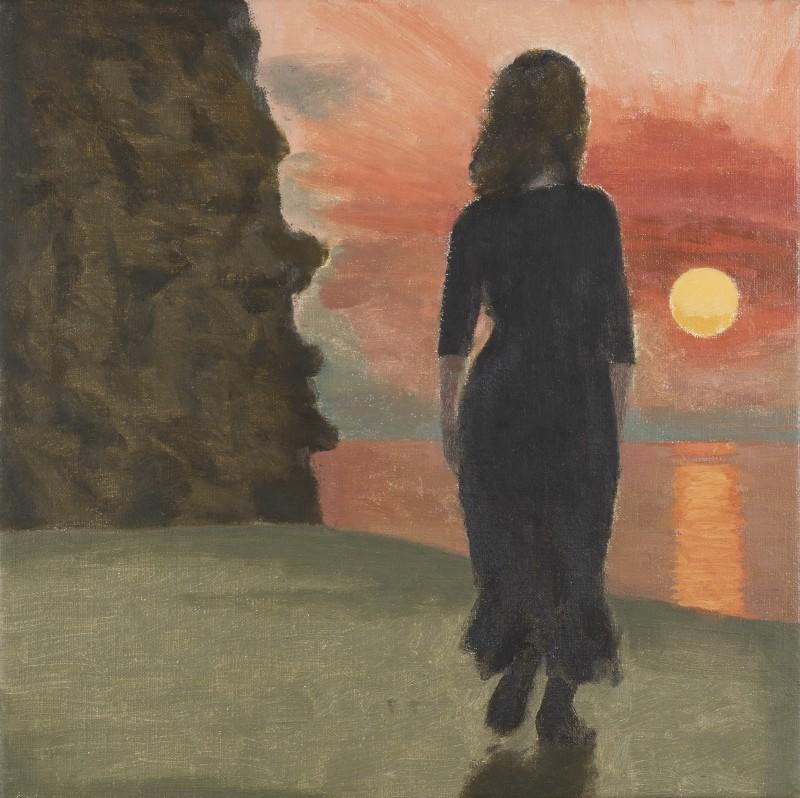 <span class=%22title%22>Woman Walking towards a Sunrise<span class=%22title_comma%22>, </span></span><span class=%22year%22>2007</span>