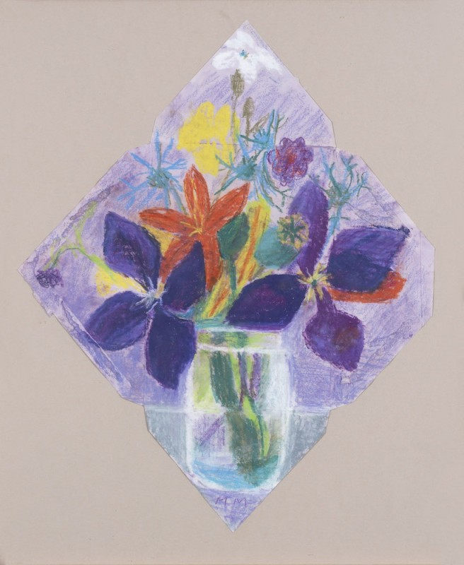 <span class=%22title%22>Clematis and Lily<span class=%22title_comma%22>, </span></span><span class=%22year%22>c. 1990</span>