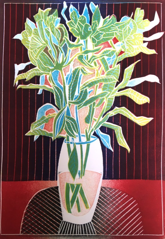 Dale Devereux Barker RE, Everyday Flowers III