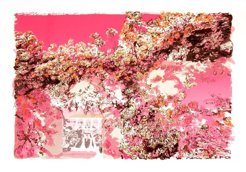 Denise Ballard Wyllie ARE, Into the Renaissance Rose Garden