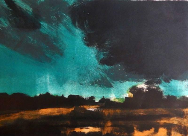 Kate Dicker RE, Suffolk Sky