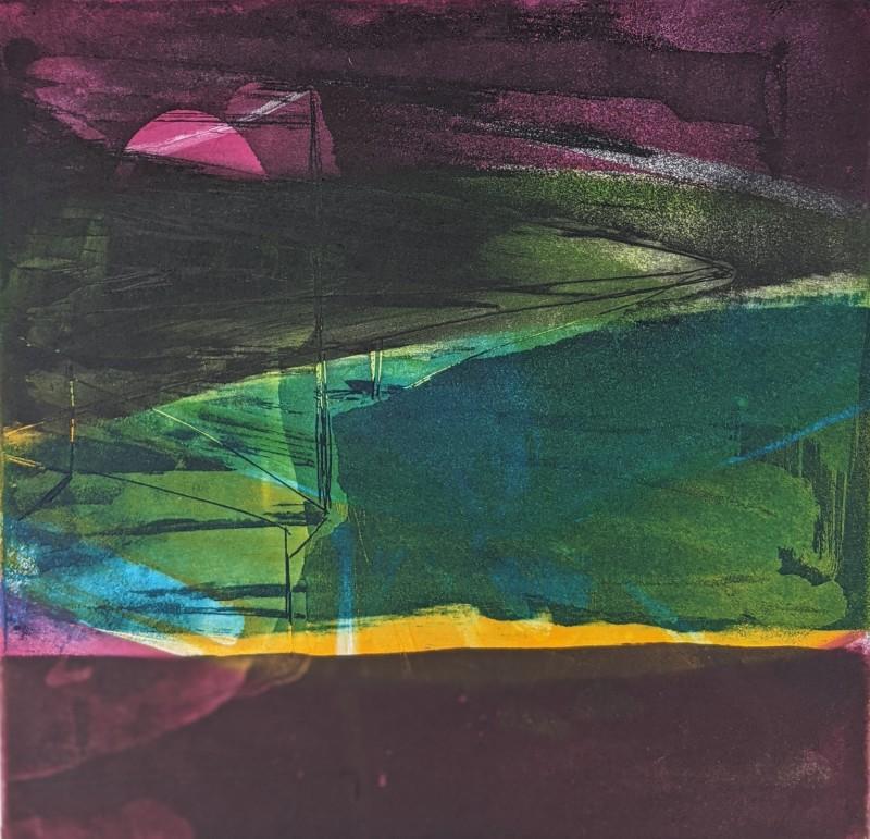 Louise Davies RE, Daybreak