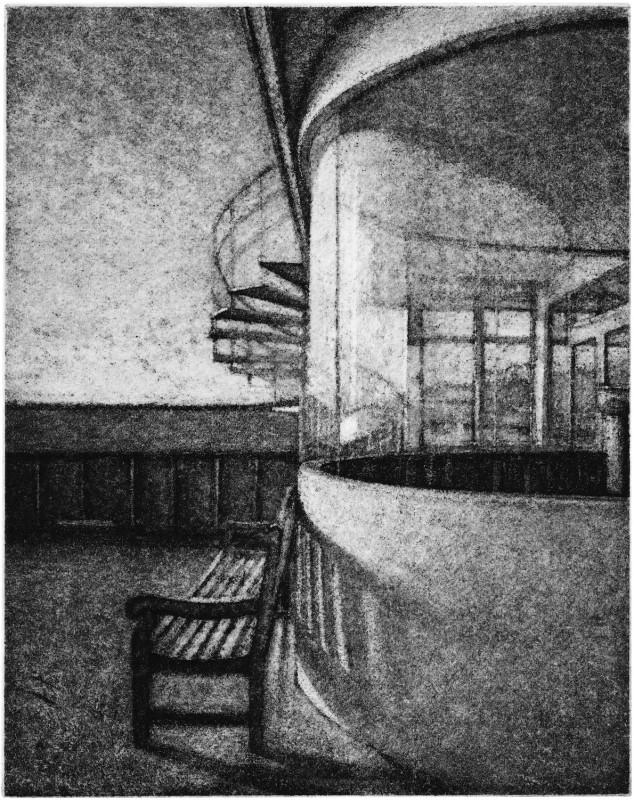 David Lintine ARE, Sun Deck