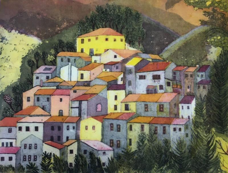 Karen Keogh RE, Mezzogiorno, Toscana