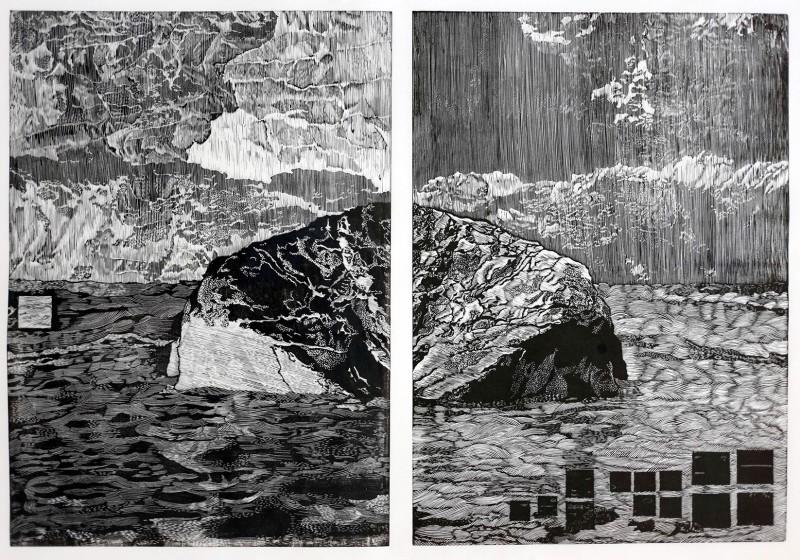Mei Chen Tseng ARE, Landscape of Words Twins