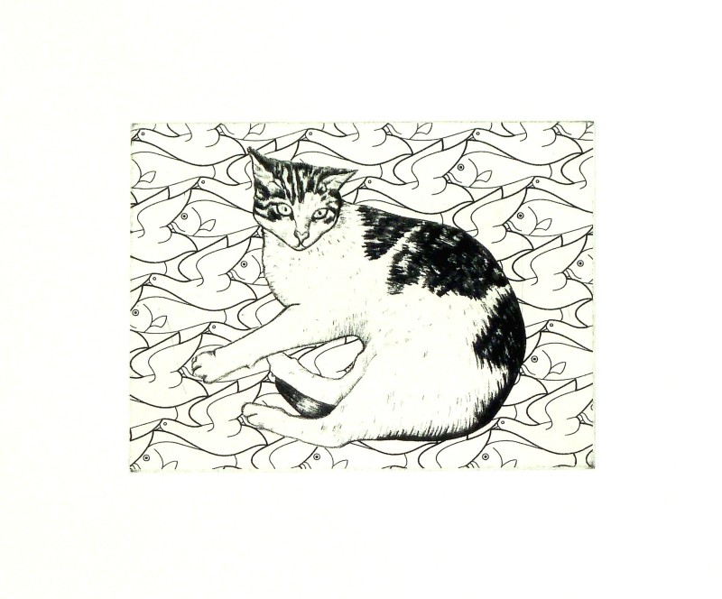 Meg Dutton RE, Dreaming Cat