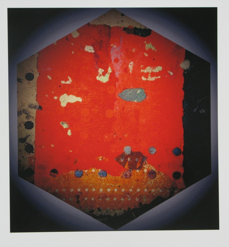 Peter Ford RE, Hexagon 1