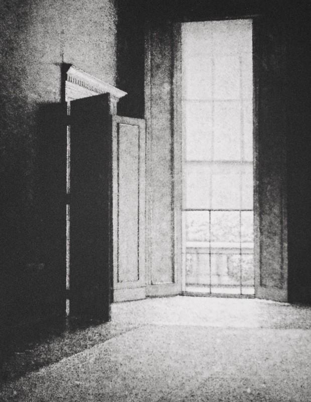 David Lintine ARE, Tall Window - Kingston Lacy