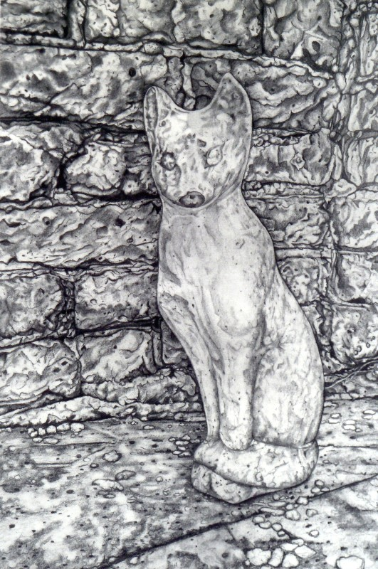 Meg Dutton RE, Concrete Cat
