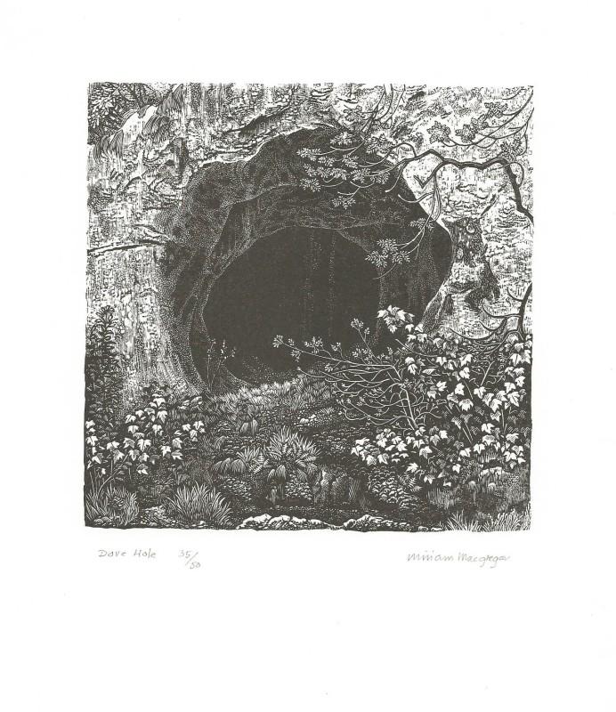 Miriam Macgregor RE, Dove Hole
