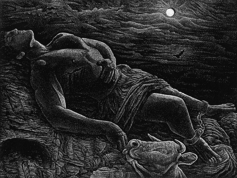 Raphael Appignanesi ARE, Prometheus and Io