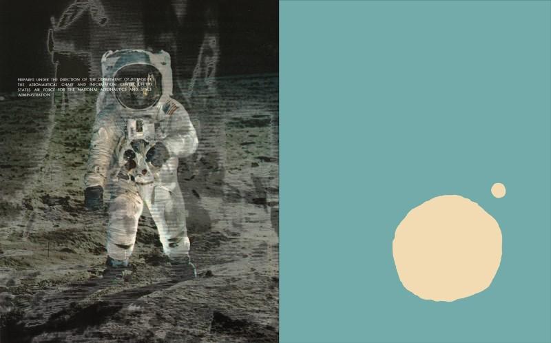 Gordon Ellis-Brown ARE, Untitled XVI - Space (Final Frontier)