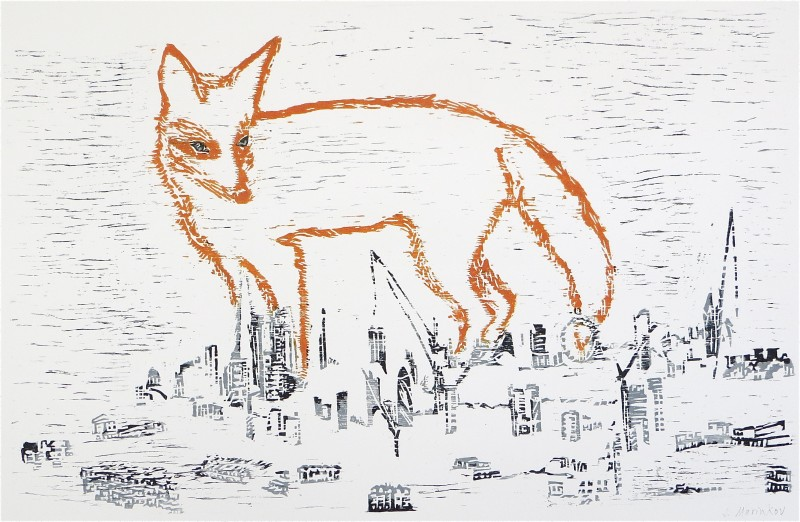A Fox in the City