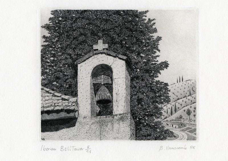 Brian Hanscomb RE, Iberian Bell Tower
