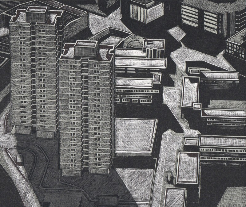 Louise Hayward RE, The Kipling Estate