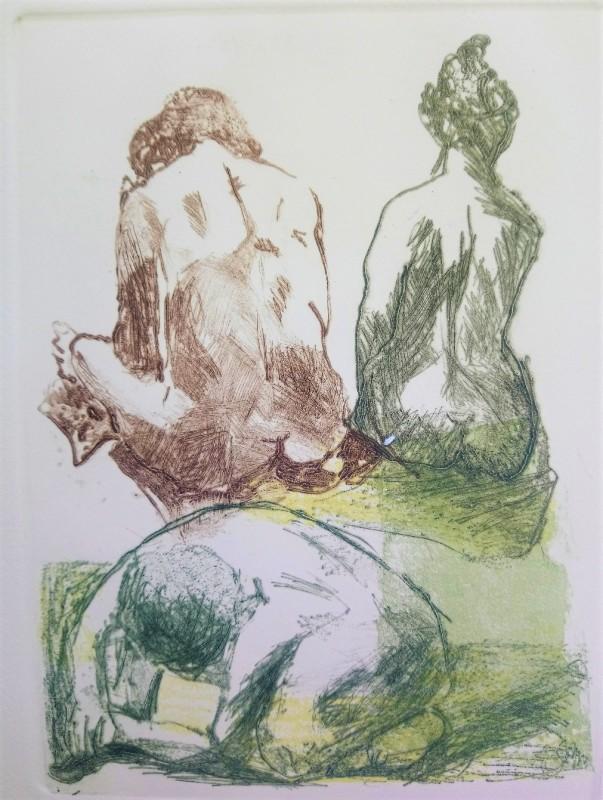 Daphne Casdagli RE, Meditation