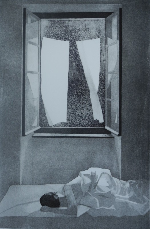 Adrian Bartlett RE, Sleep