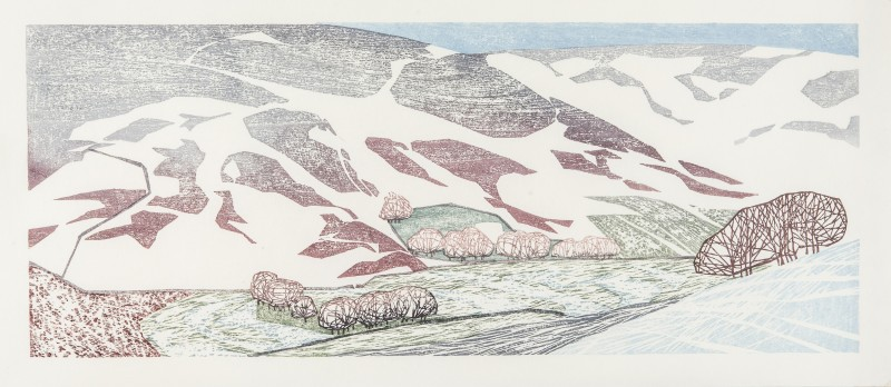 Laura Boswell ARE, Snow on the Moors along to Hawnby