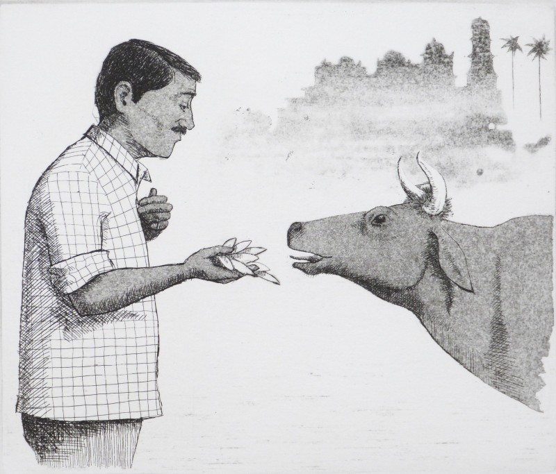Frans Wesselman RE, Holy Cow
