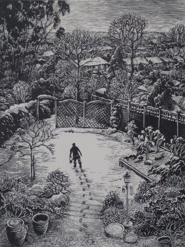 John Bryce RE, Winter Garden