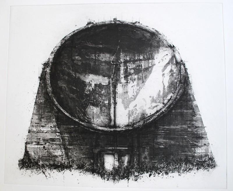 Ian Chamberlain ARE, Mirror I