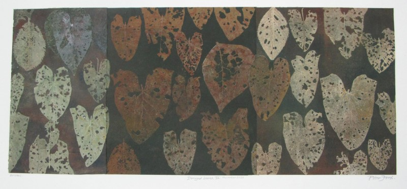 Peter Ford RE, Damaged Leaves VI