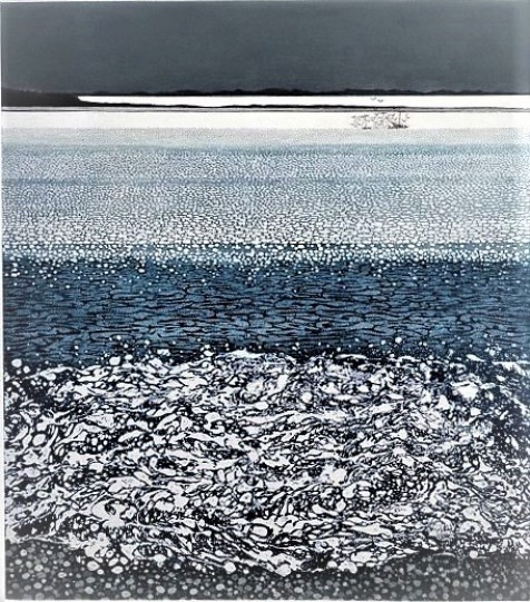 Phil Greenwood RE, Silver Tide