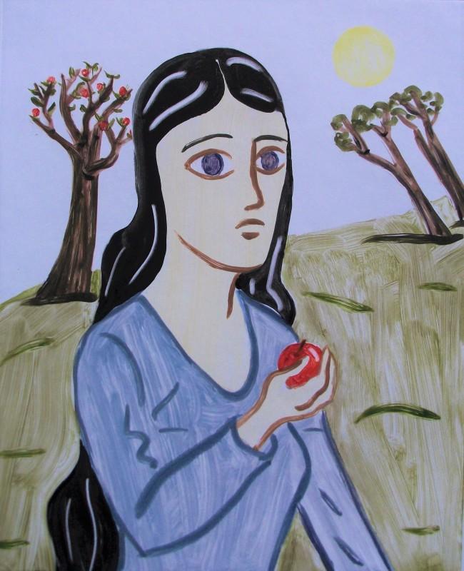 Sonia Martin ARE, Red Apple
