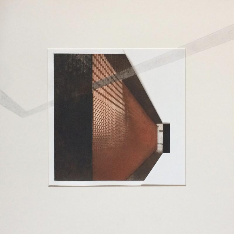 Sumi Perera RE, Lines Exploring Space Inside the Building Blocks II