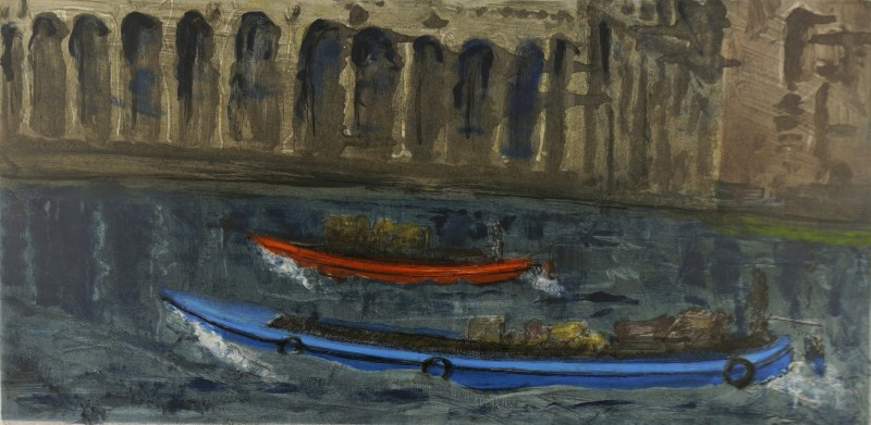 Ros Ford RE, Venice Boats, Palazzo Turki (Canal Grande)