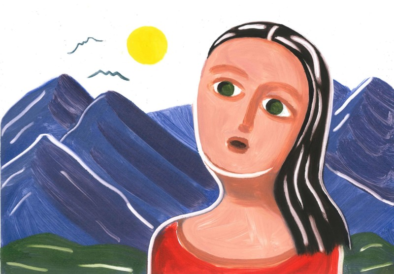 Sonia Martin ARE, Mountain Call