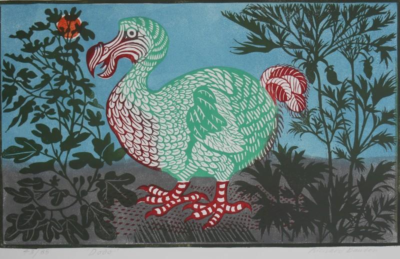 Richard Bawden RWS RE, Dodo