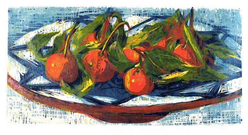 Hilary Daltry RE, Clementines