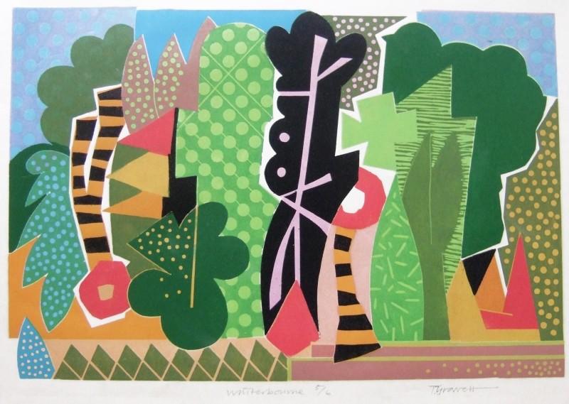 Terence Gravett ARE, Winterbourne