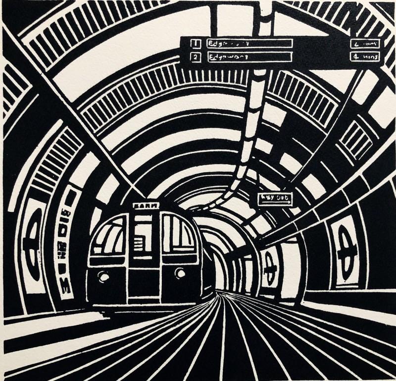Gail Brodholt RE, Going Underground II